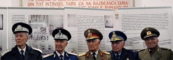 Pensiile militarilor