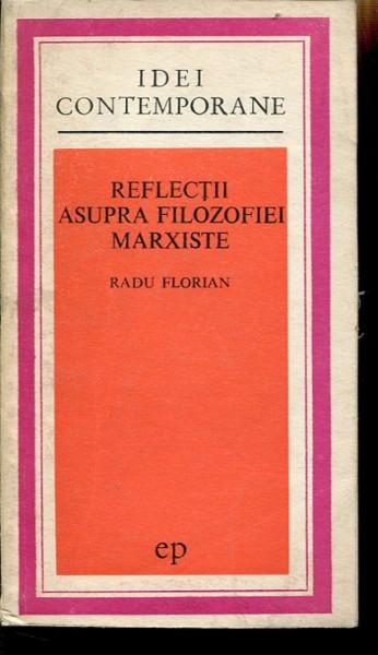 carte radu florian