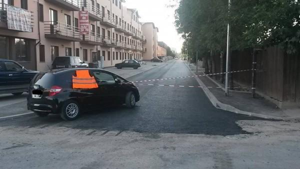 Int.Cosmina - asfaltata