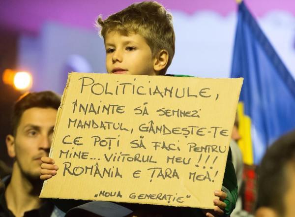proteste - bucuresti