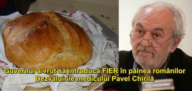 pavel chirila paine