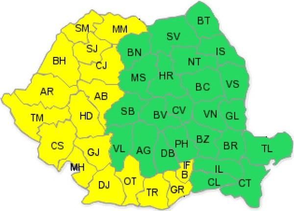 harta 2 - canicula furtuni
