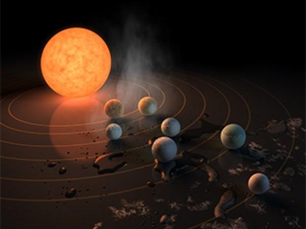exoplanete-trappist-1