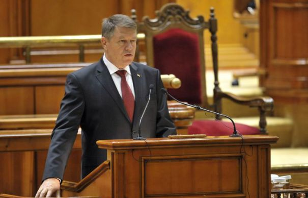 iohannis-parlament