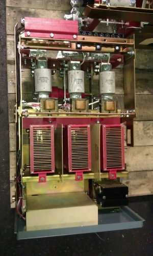 Westinghouse DSL206 circuit breakers Reconditioned at NAS  North American Switchgear