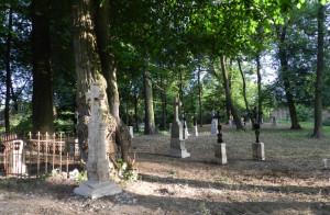 Цвинтар в Мацьковичах після ремонту. Фото з архіву «Маґурича»