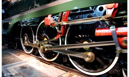 Muzeum Motoryzacji i Kolejnictwa Cite du Train – Francja