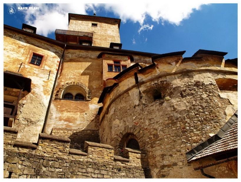 Zamek-Orawski-Słowacja-atrakcje-muzeum
