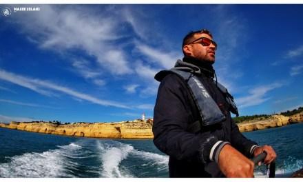 Jaskinie u wybrzeży Algarve – Portugalia