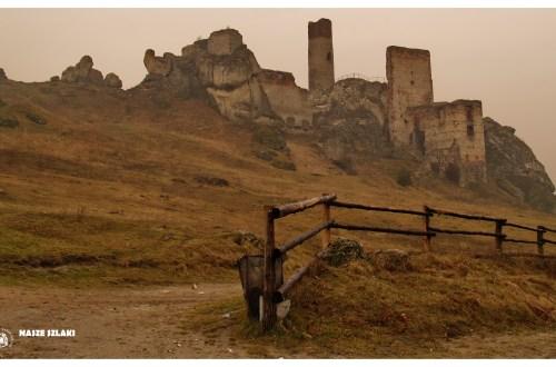 Ruiny zamku Olsztyn