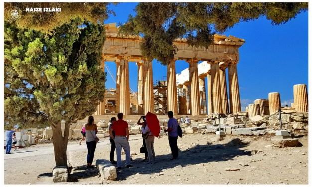 Grecja – Zwiedzamy Ateny i starożytny Akropol