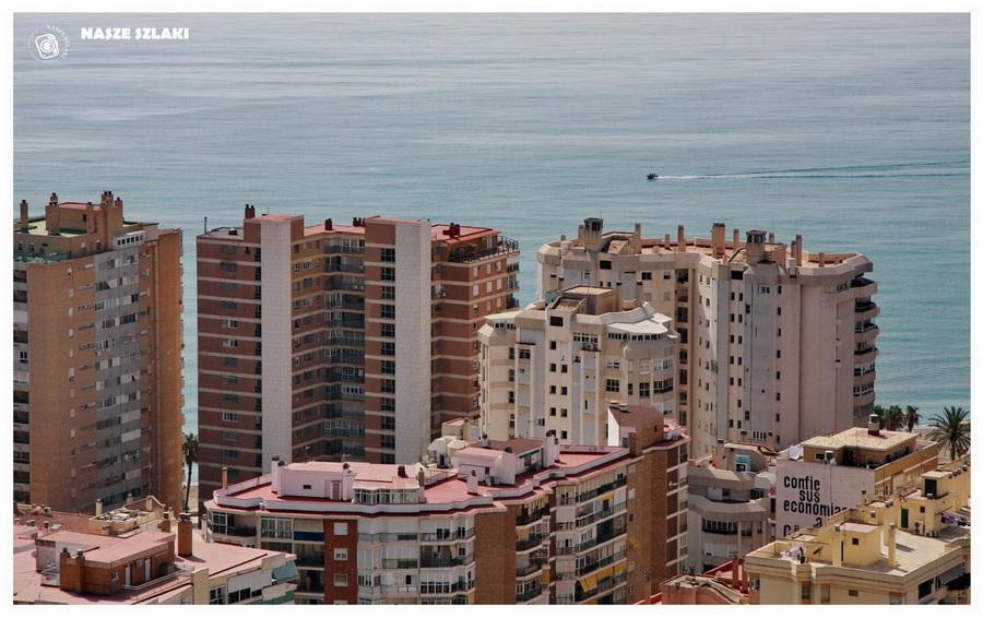 Malaga, brama Costa del Sol - Hiszpania