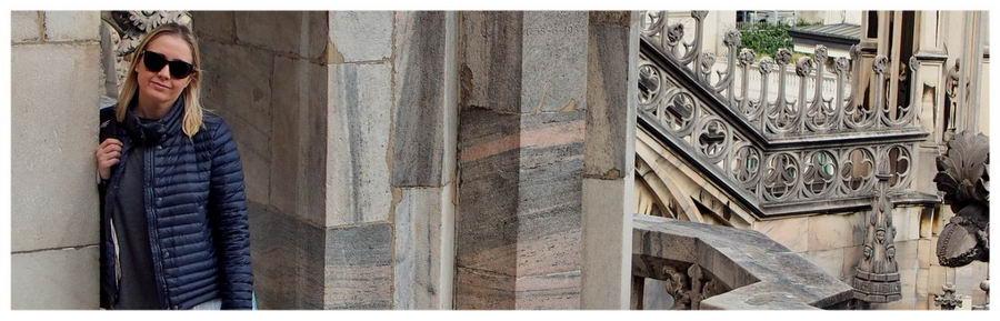 Mediolan, katedra Duomo, Ewa Baranowska, atrakcja turystyczna, co zobaczyć, jak zwiedzać, podróże, turystyka,