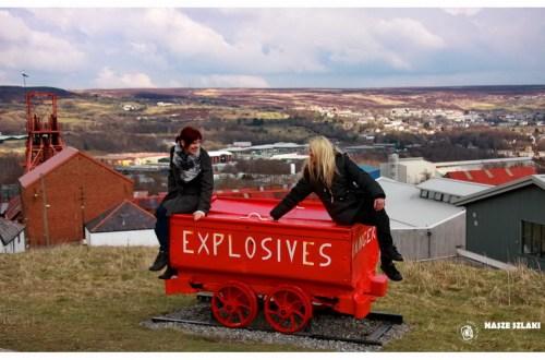 Big-Pit-kopalnia-węgla-muzeum-Walia-Wielka-Brytania-atrakcja-turystyczna-zwiedzanie-co-zobaczyć-explosives