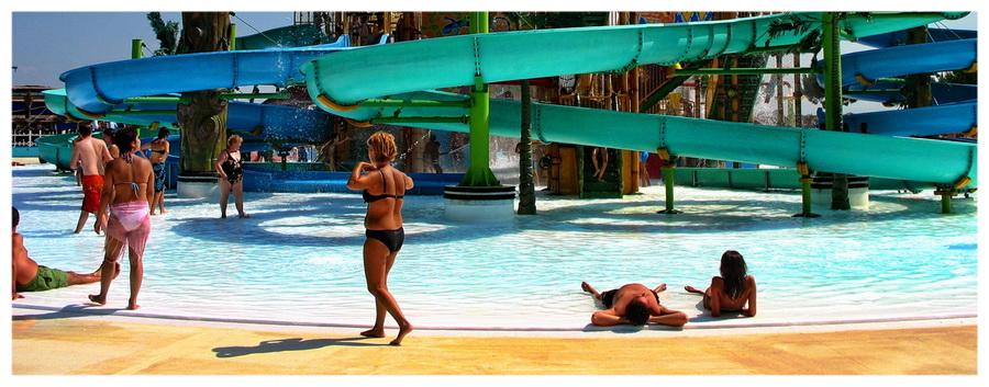 Włochy, Mirabilandia, park rozrywki, wakacje, atrakcje turystyczne, podróże, wyjazdy, weekend, dzieci, zabawa,