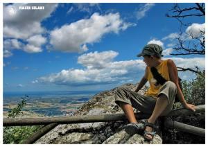 San Marino, Włochy latem, podziemia twierdzy, atrakcja turystyczna, widok na wybrzeże, co zobaczyć, szczyt góry, zamczysko, zamek na szczycie, Artur Baumann,