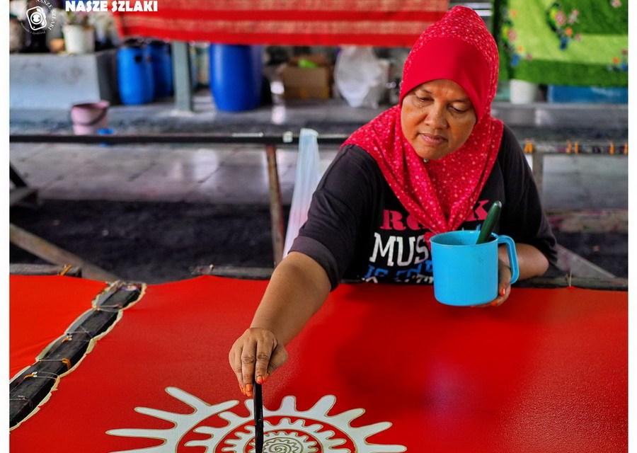 Batik Craft – woskiem malowane