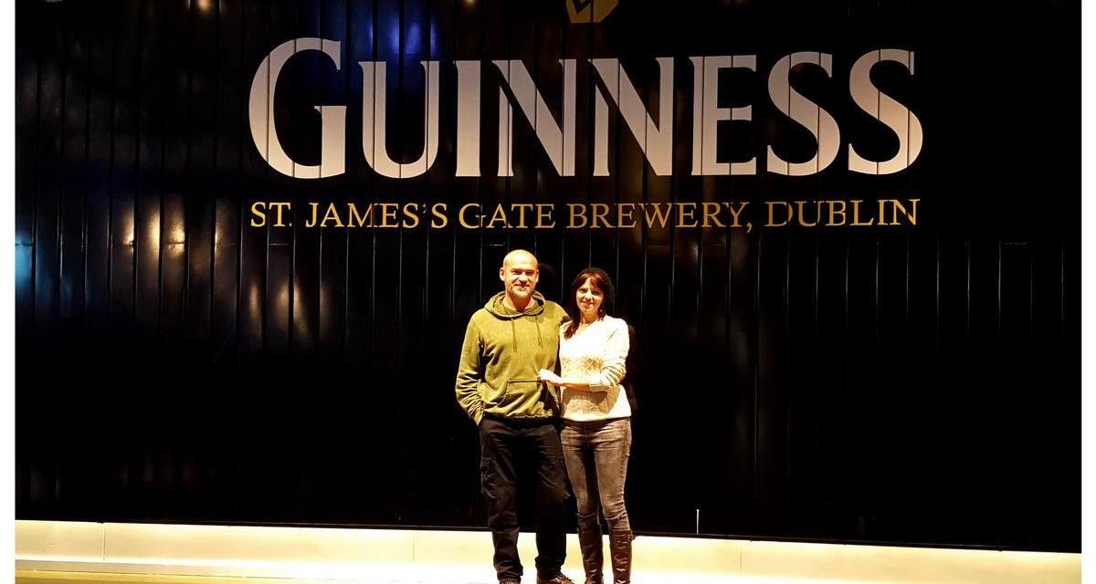 Jak na Guinness'a to do Dublina – Irlandia