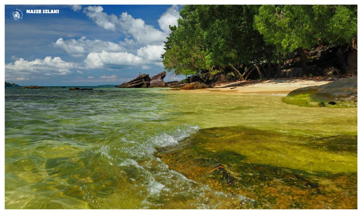 Otres Beach - Kambodża