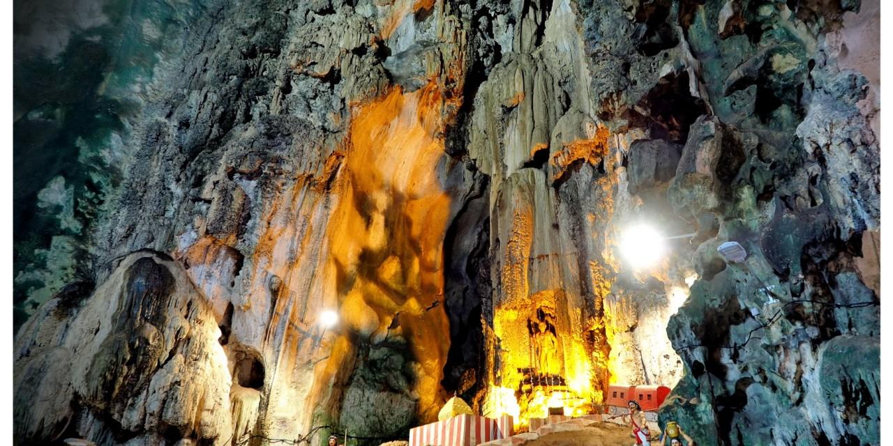 Jaskinie Batu Caves – Malezja