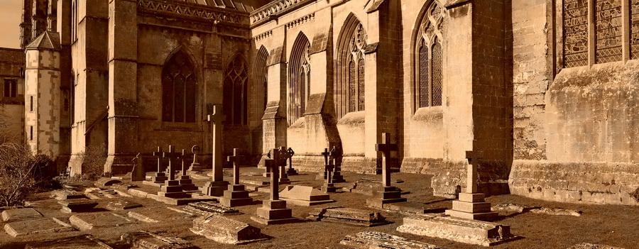 Żywcem pochowana – czyli opowieść grabarza z Bath w Somerset