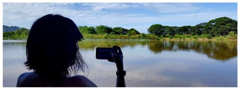 Kanchanaburi-VN-Guesthouse-Tajlandia-rzeka-Kwai-atrakcje-tanio-zakwaterowanie-widok-na-rzekę-zachód-słońca