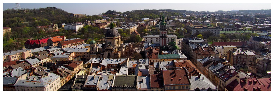 Lwów-Ukraina-Wschód-zabytki-atrakcje-co-zobaczyć-zwiedzanie-ceny-bilety-widok-na-miasto