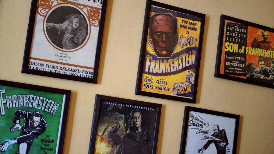 Frankenstein z Ząbkowic Śląskich