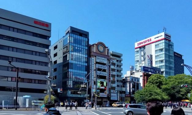 Jak się zachować w Japonii – czyli jak nie wyjść na typowego gaijina – cz. I
