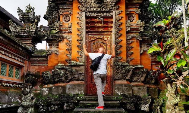 Bali Indonezja – Ubud miasto duchów i jego atrakcje