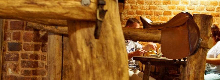 Restauracje we Lwowie - Restauracja Siodło