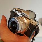 Sprzęt fotograficzny w podróży -Aparat bezlusterkowy