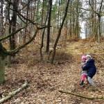 Wątpliwe uroki wiosennych spacerów – Na pohybel  śmieciarzom !