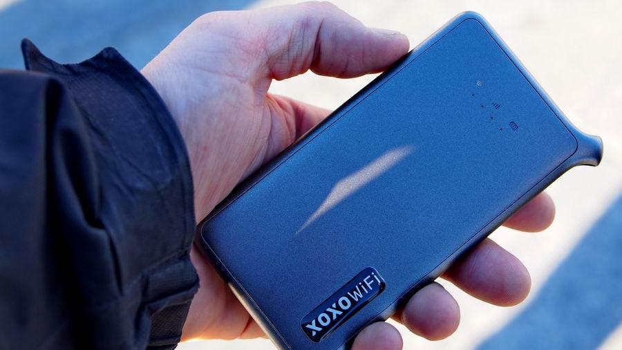 Internet mobilny firmy XOXO - Towarzysz w podróży