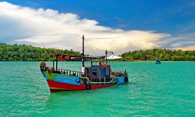 Wyspa Koh Chang w Tajlandii – Co na niej robić i co zobaczyć
