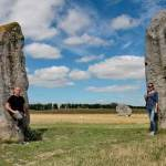 Avebury National Trust -Tajemnicze Kamienne Kręgi