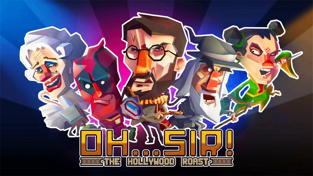 OhSir The Hollywood Roast Test Zum Schimpfduell Auf IOS NAT Games
