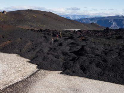 Lava from Eyjafjallajokull. Greg Maino, Juskuz.com