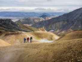 Hiking! Photo: Greg Maino, Juskuz.com