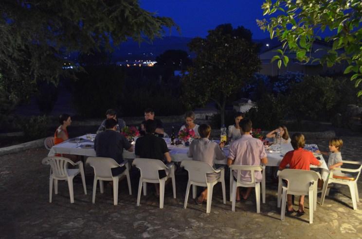 Familia en el Taron, Mama ía blog