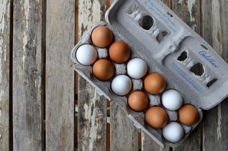 Eggs, Mama ía