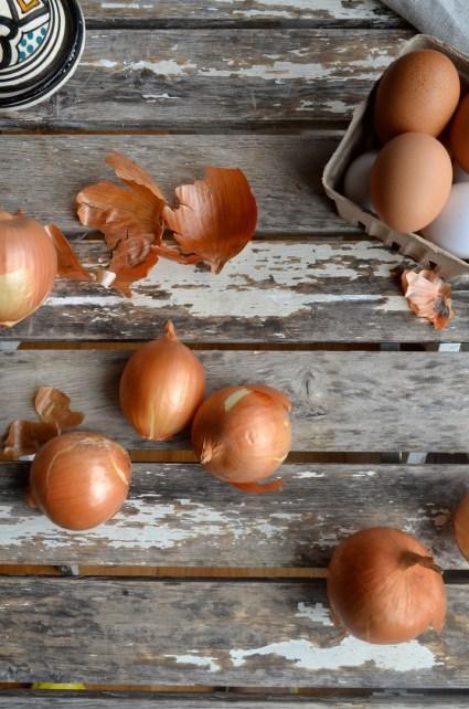 Onions, Mama ía