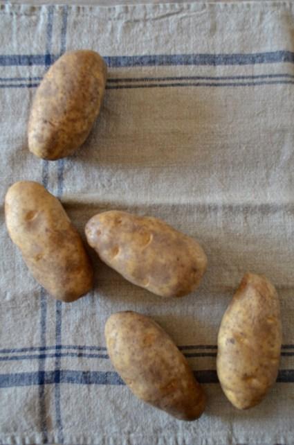 Potatoes, Mama ía