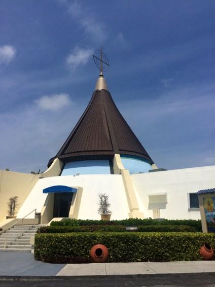 Ermita del Cobre, Mama ía blog