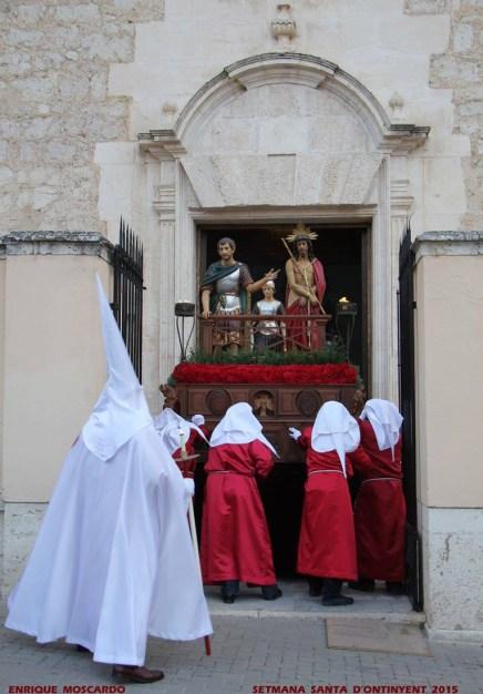 Holy Week in Onteniente, Mama ía blog