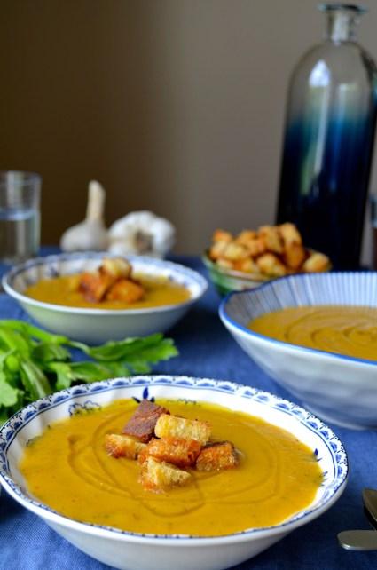 Moorish soup, Mama ía blog