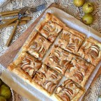 Pear tart, Mama ía blog
