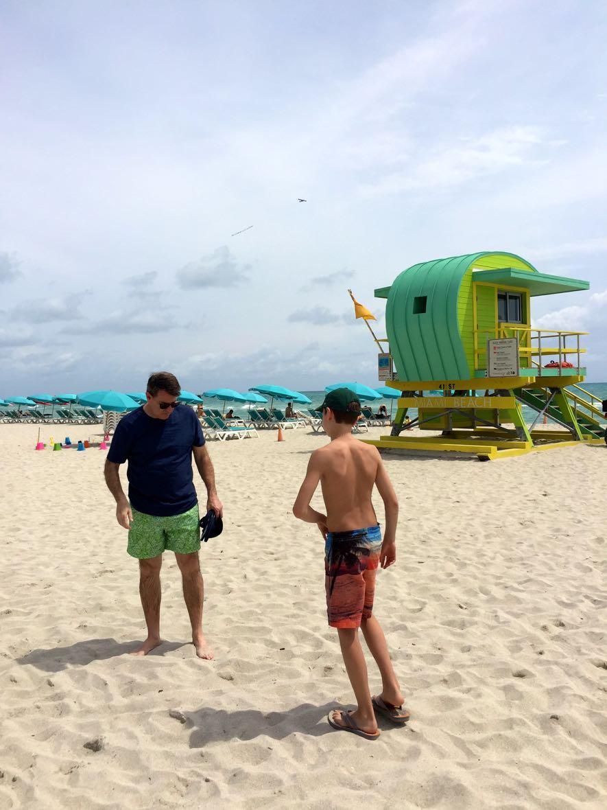Miami, Mama Ía blog