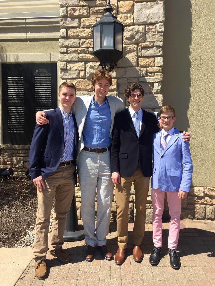 Easter, Mama ía blog