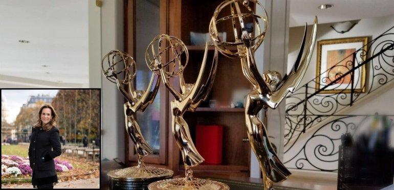 Natalia Denegri Ganadora de Dos Emmys